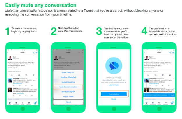 Twitter Adds New 'Mute Words' Tool, New Processes to Combat On-Platform Abuse | Social Media Today
